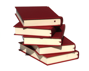 Red Books. Image courtesy of stock.xchng®