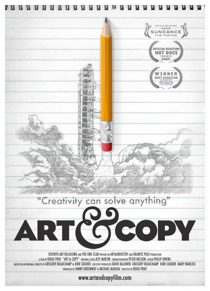 Art & Copy Artwork