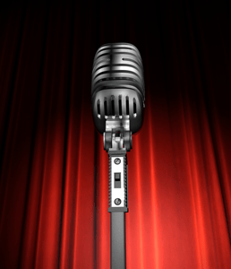 Mic It. Discover Your Voice. Image courtesy of stock.xchng®