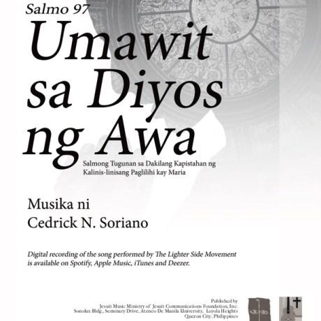 Umawit sa Diyos ng Awa
