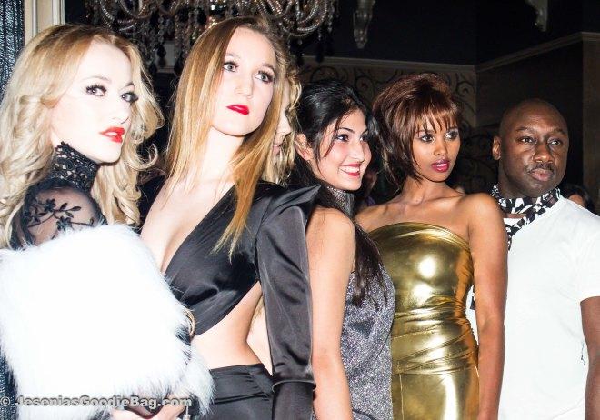 Designer: Patreq Holmz of Par Le Patreq with his models