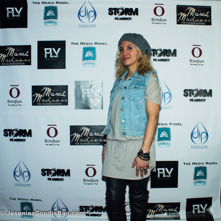 Jesenia (JGB Editor) Red Carpet