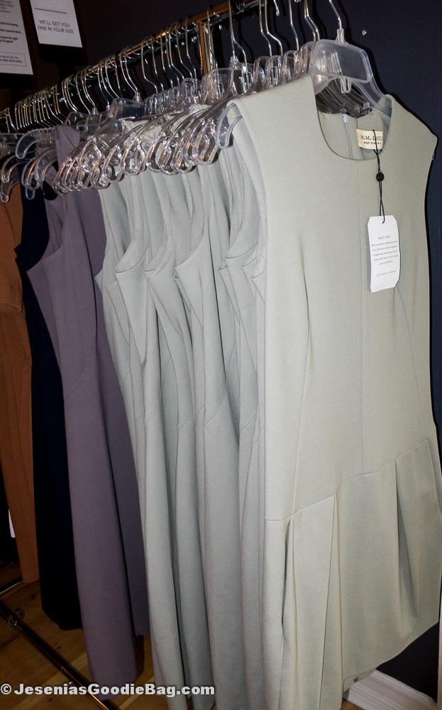 Dresses. (M.M. LaFleur)