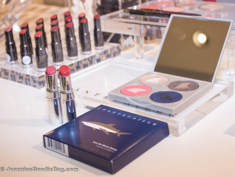 Save The Sharks Palette, with Tinted Lip Sunscreen Broad Spectrum SPF 15