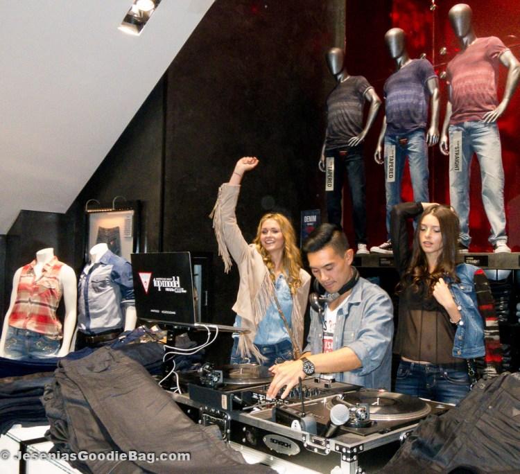 DJ + Models