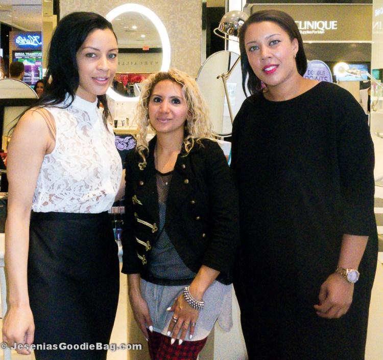 Ange & Vernice (Rococo Nail Apparel) with Jesenia (JGB Editor)