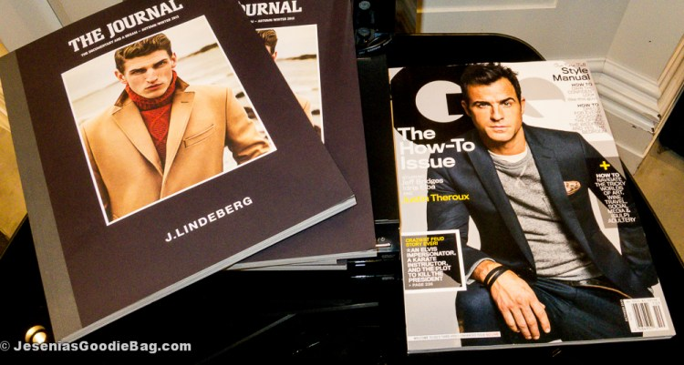 Justin Theroux (GQ Magazine: October 2013)
