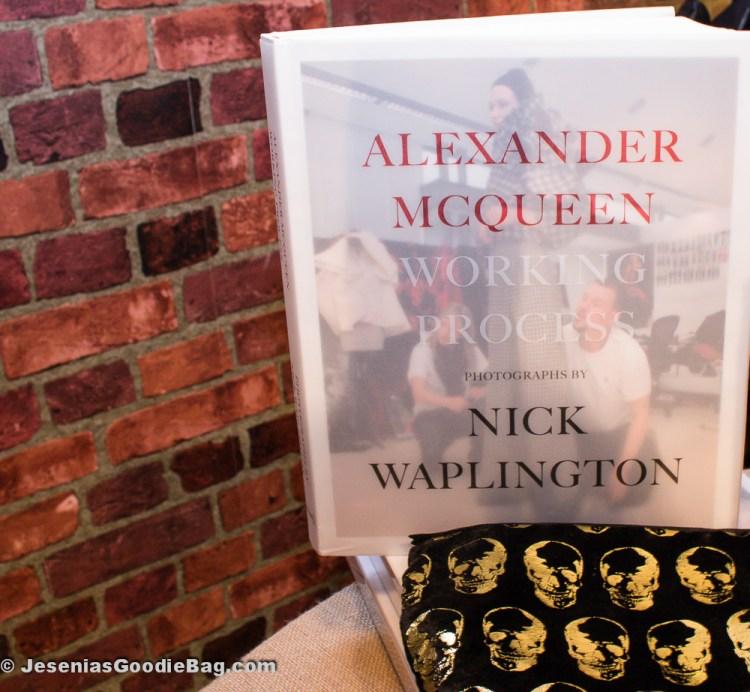 Alexander McQueen: Working Process,