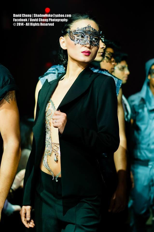 Gio Fashion by Giovanni Lo Presti (Photo by: David Cheng Photography)