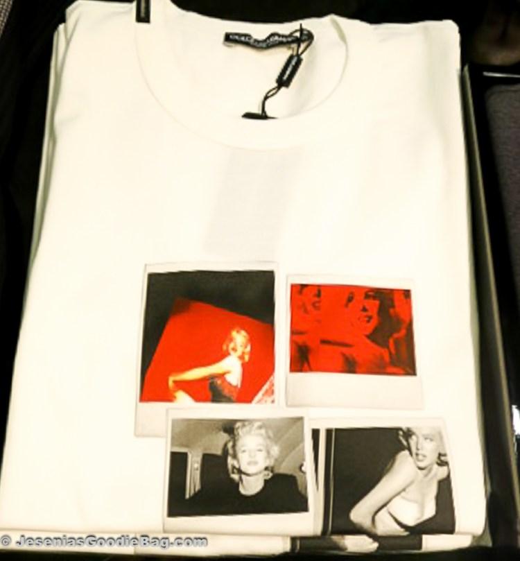 Marilyn Monroe T-Shirts (Dolce & Gabbana)