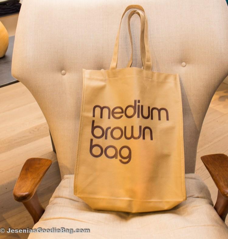 Bloomingdale's goody bag