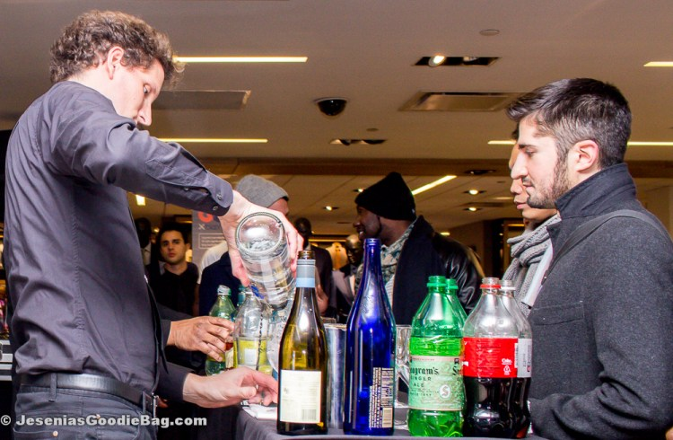 Drinks by Bombay Sapphire