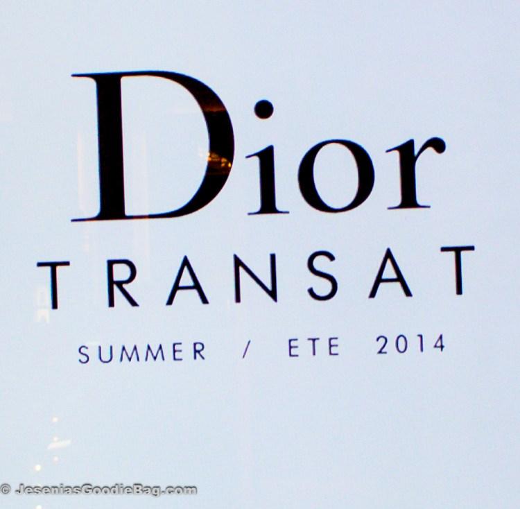 Dior Transat (Summer 2014)