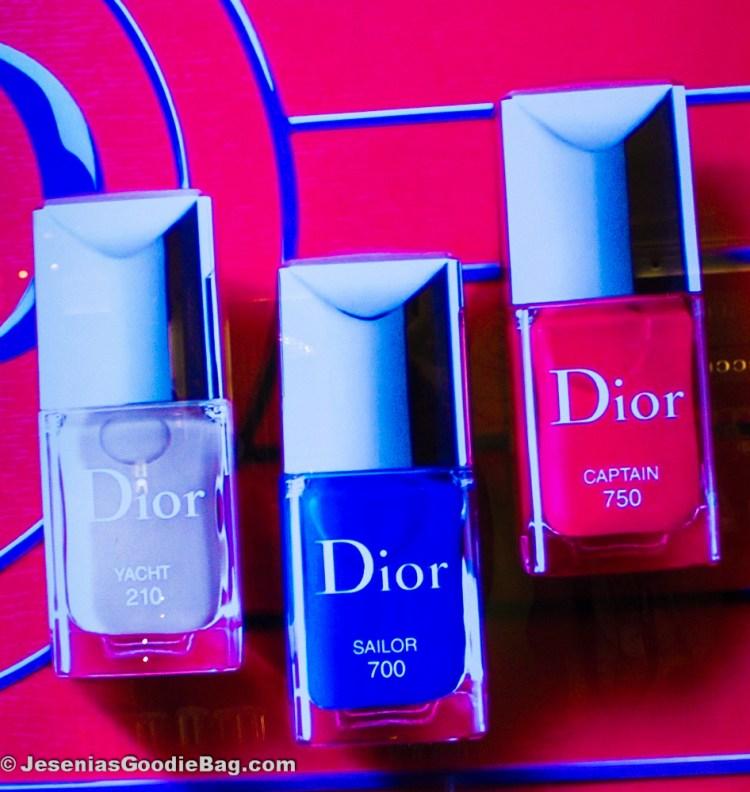 Dior Manucure Transat (in Yacht, Sailor, Captain)