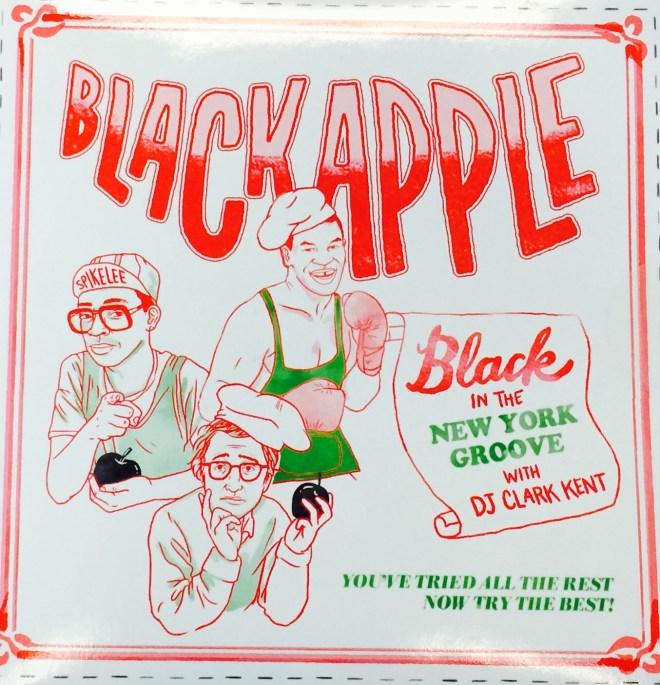 Black Apple – Black In The New York Groove (Music CD)