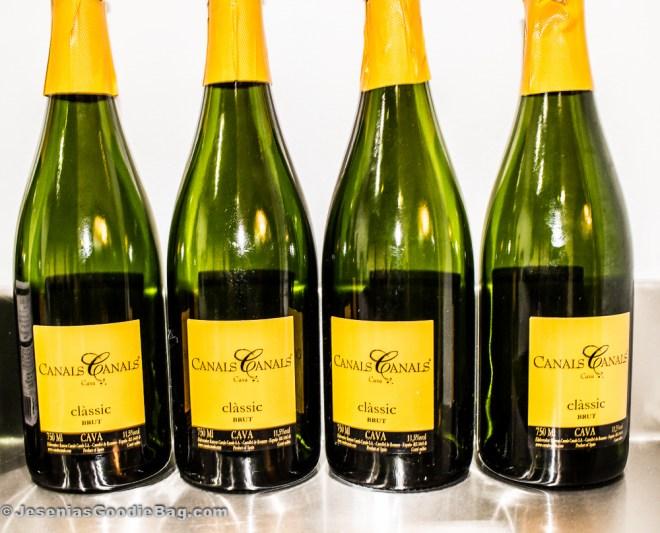 Canals Canals Cava Classic Brut Wine