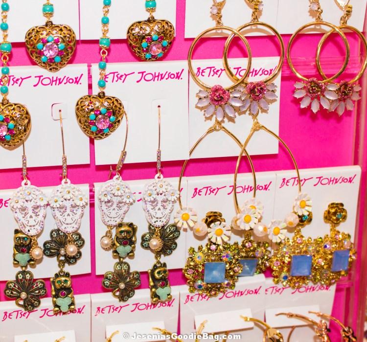 Betsey Johnson - Jewelry - Drop Earrings