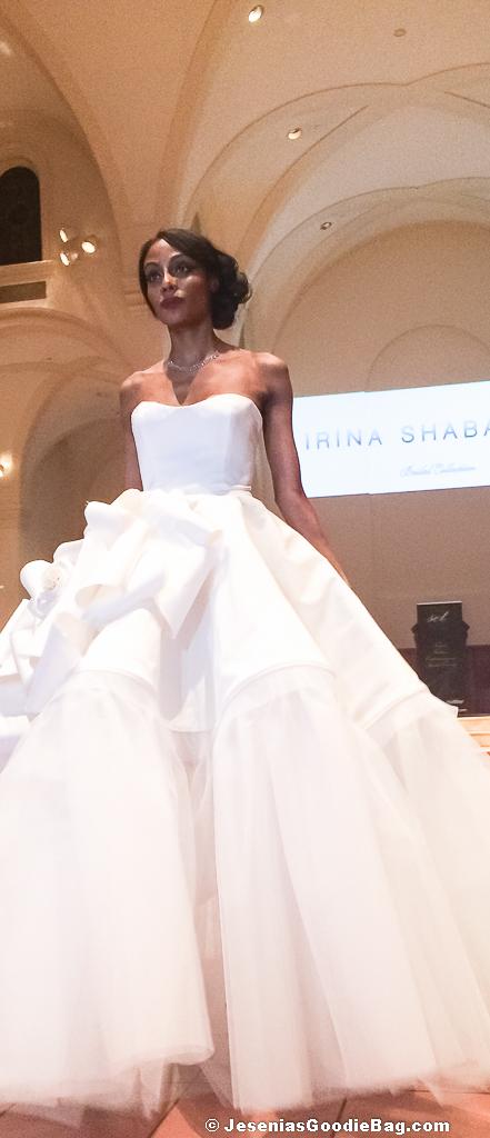 Irina Shabayeva 2015 Couture Bridal Collection