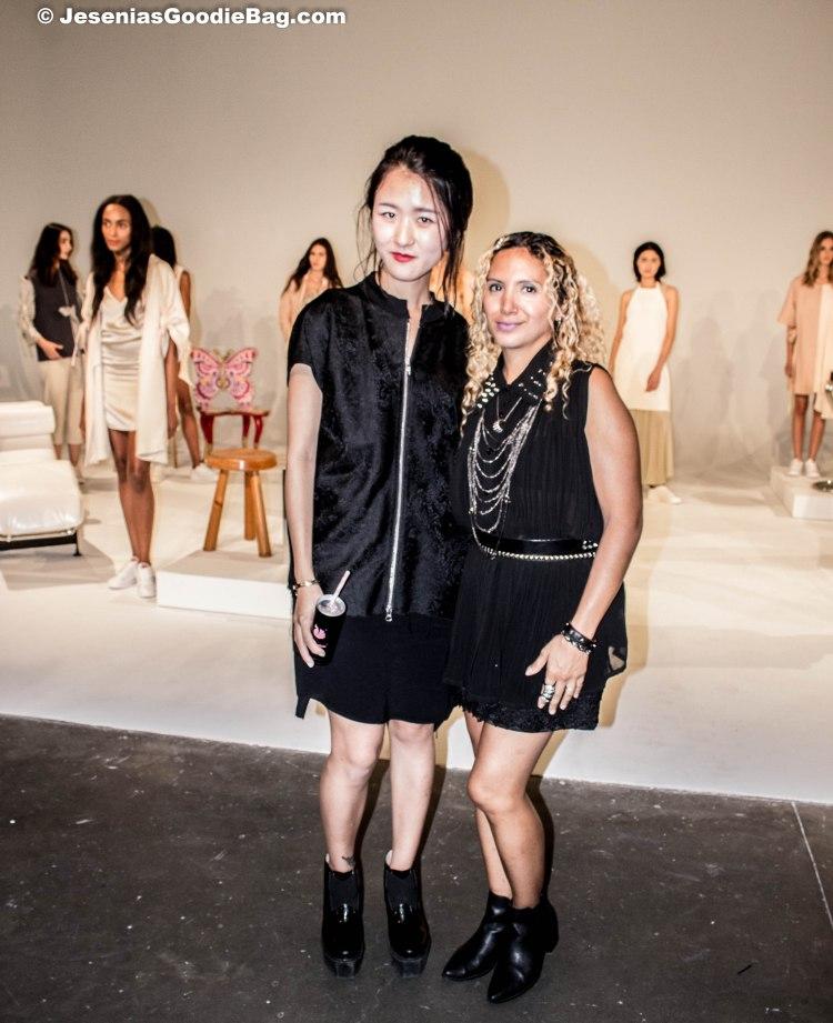 Designer - Danica Zheng, Jesenia (JGB Editor)