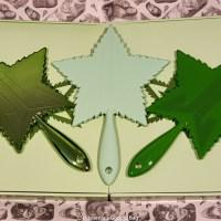 Jeffree Star Cosmetics x Green Leaf Hand Mirrors