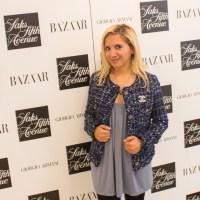 Harper's Bazaar: Giorgio Armani Event
