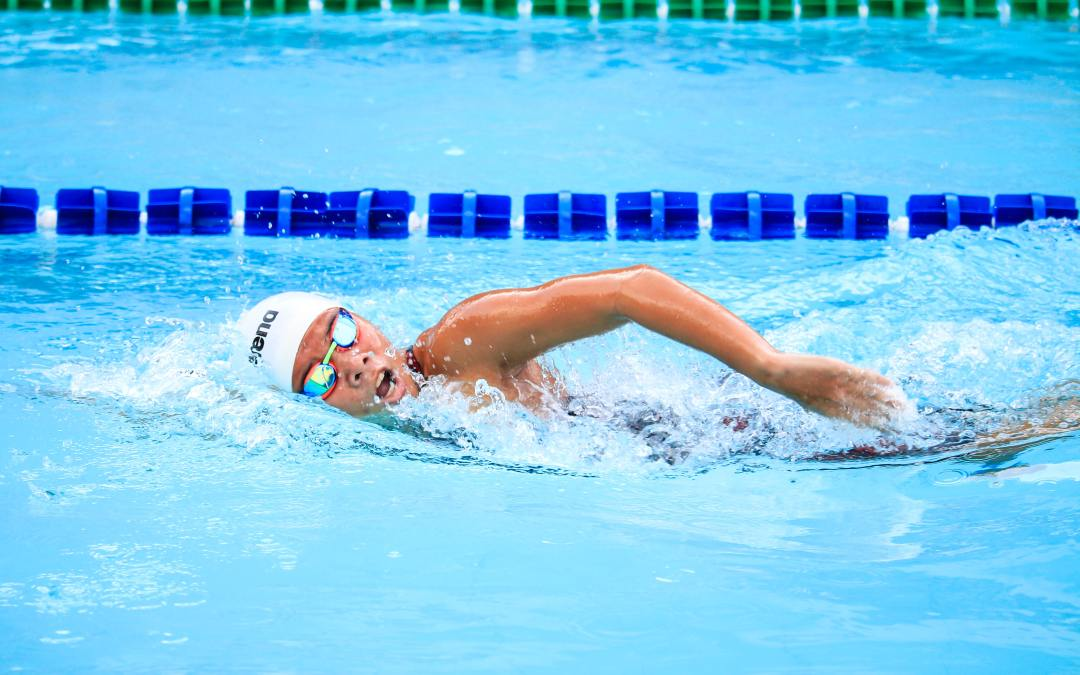 6 Swimming Workouts To Shake Things Up In The Pool