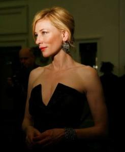 Barking up the Muse Tree | Jespah | Janet Gershen-Siegel | Cate Blanchett as Eleanor Daniels (image is for educational purposes)