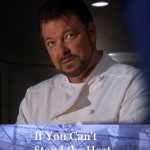 Review – If You Can't Stand the Heat