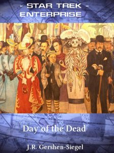 Barking up the Muse Tree | Janet Gershen-Siegel | jespah | Day of the Dead | Best Genre treatment 1