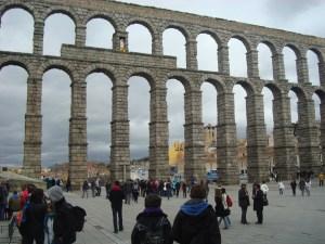 Spain arches