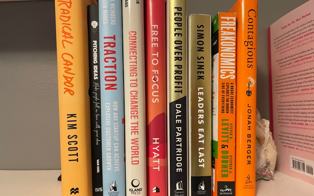 3 of the Best Business Books