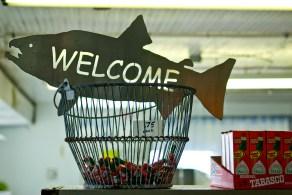 Taylor Shellfish farm store, Chuckanut Drive, WA