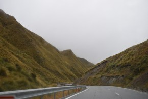 En route to Clay Cliffs