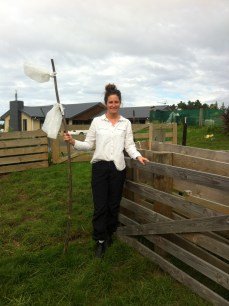 Learning to shepard, Taieri Mouth