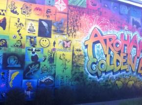 Wall art, Takaka