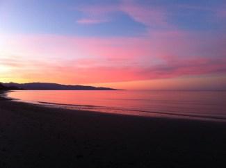 Sunset, Ruby Bay, Motueka