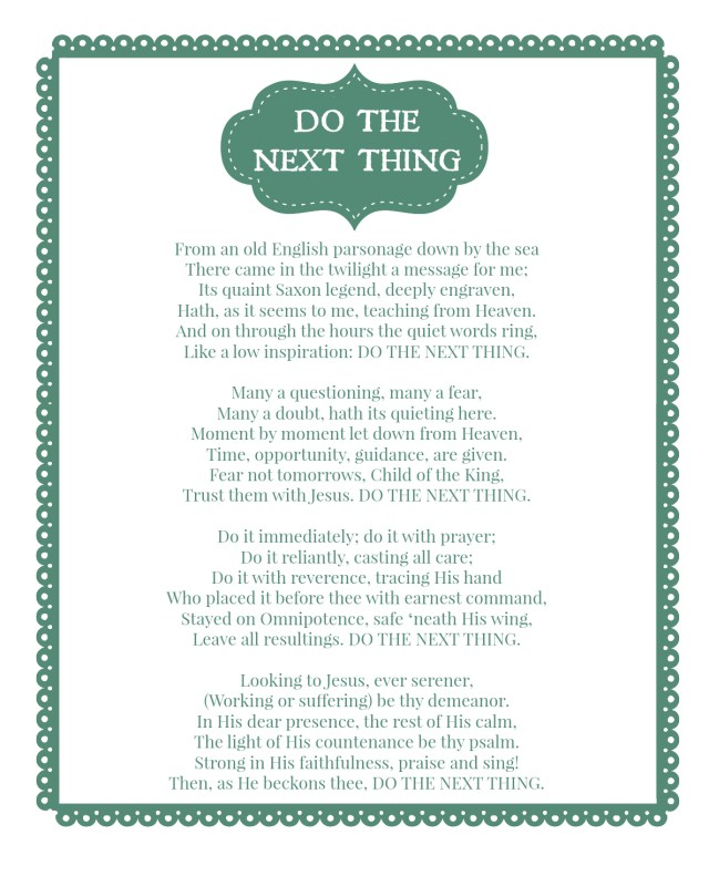 Christmas In Heaven Poem Printable.A Christmas Printable For Holiday Sanity Jess Connell