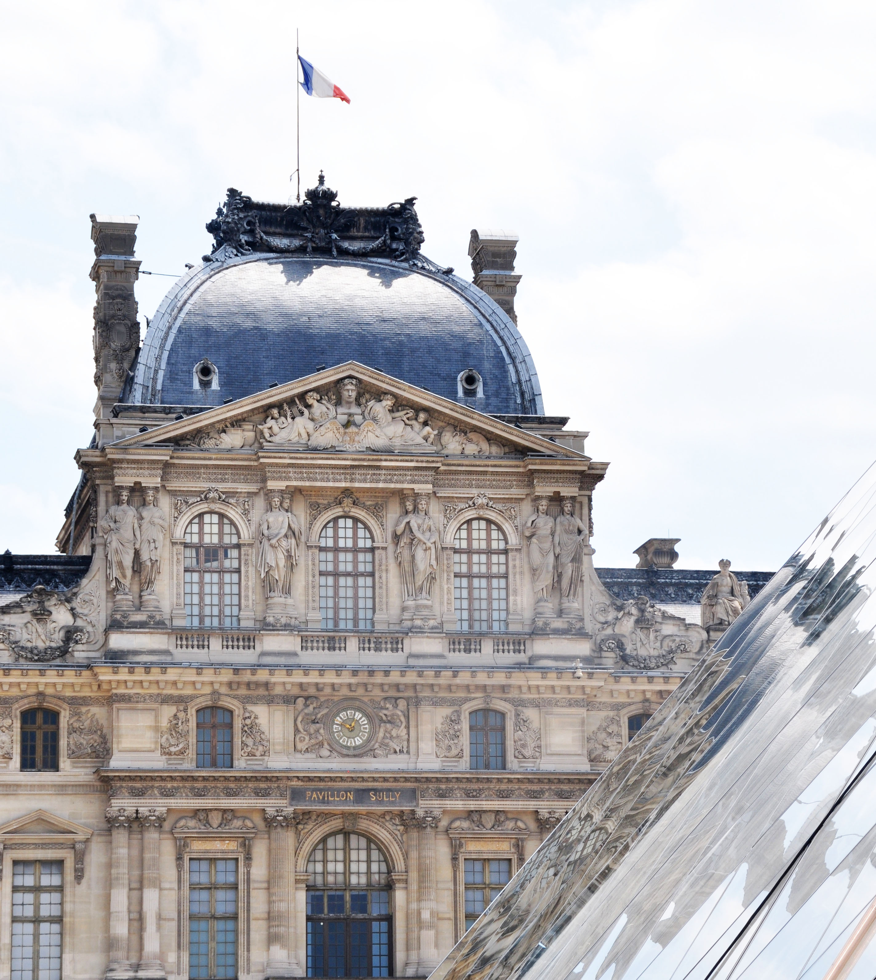 La Louvre, Paris