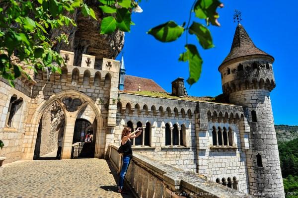Rocamadour Palais