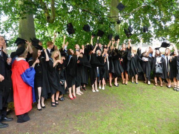 Graduation Oxford Brookes