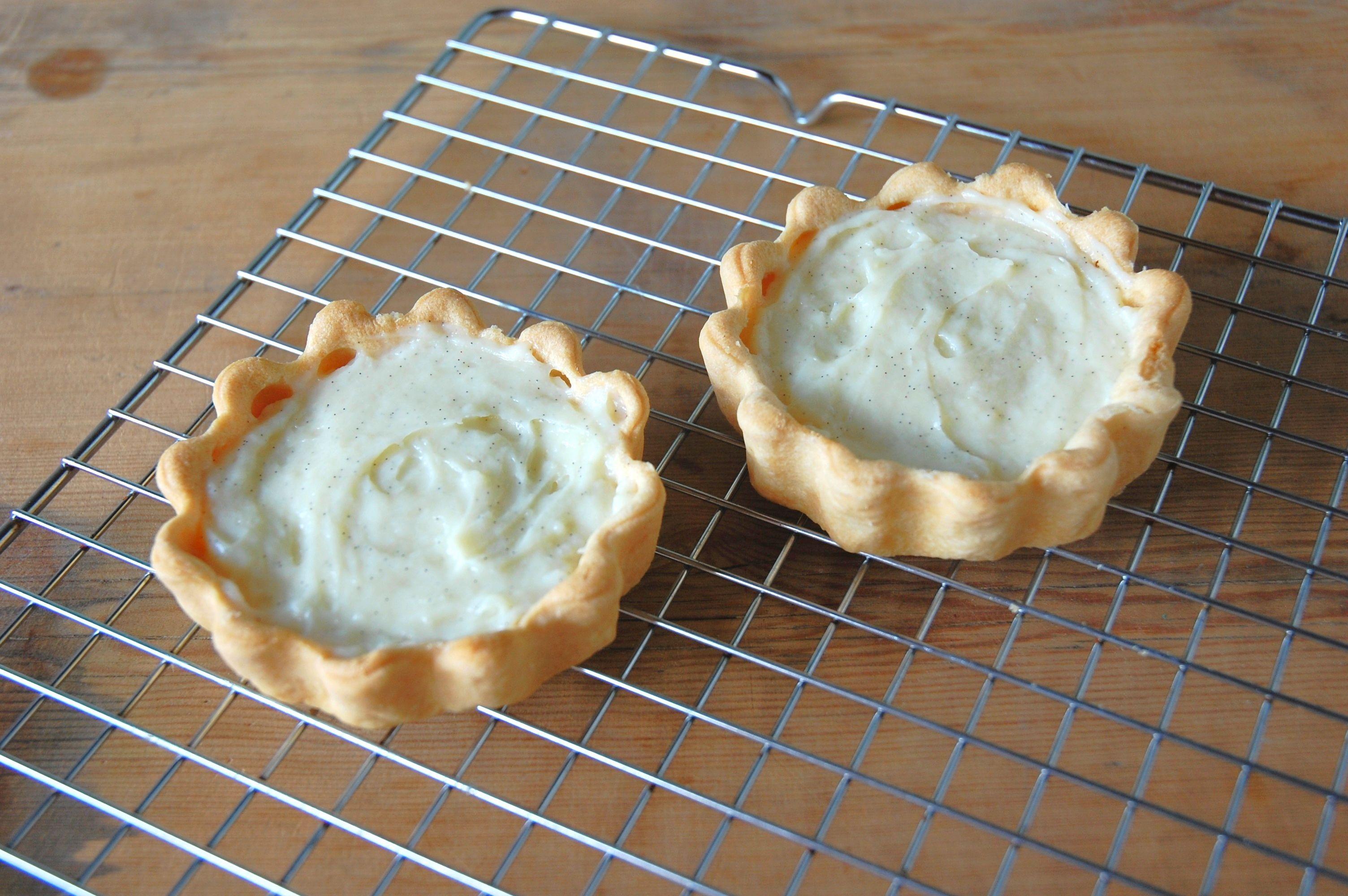 pastry cream/creme patisserie | how to