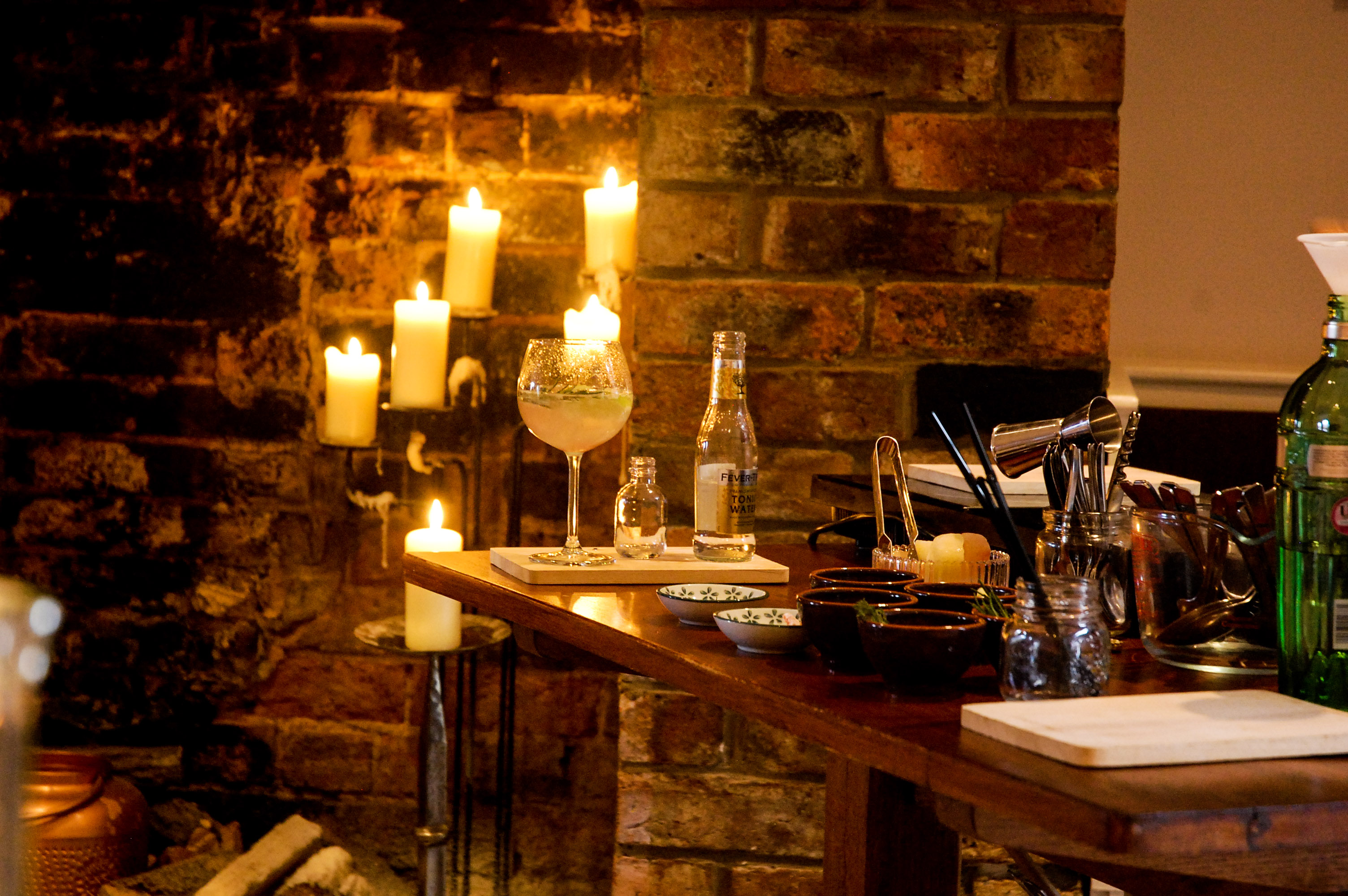 Masterclass At East India Cafe, Cheltenham