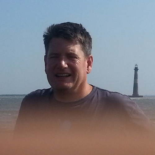 Bill B has the morris island #lighthouse on his shoulder this summer