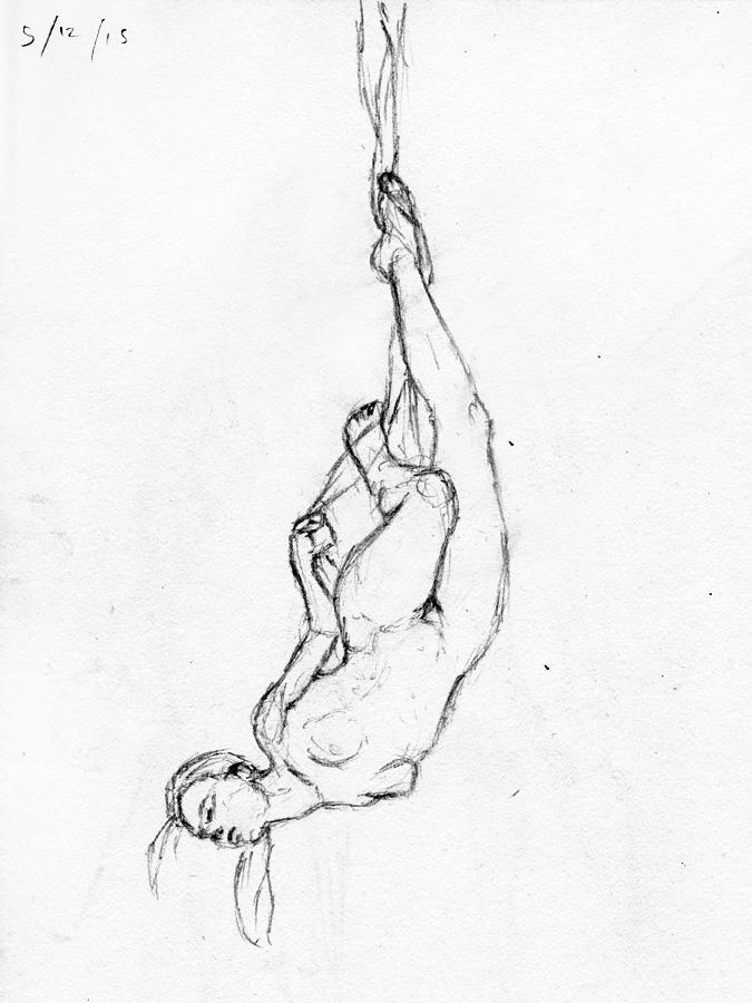 3D Art Lead » Sketchbook Pencil Drawings: Figure     - Jesse Claggett