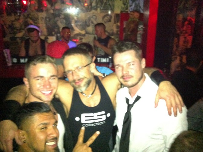 Friday Night at Eastern Bloc