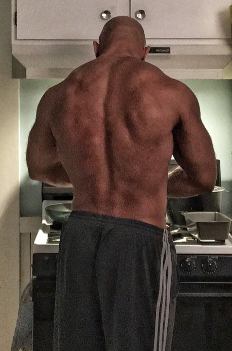 """Back"" in the Kitchen"