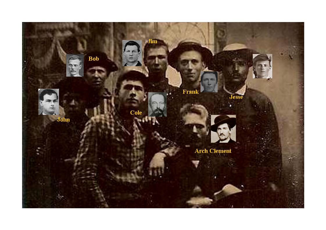 The James-Younger Gang