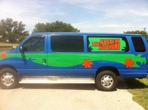 The Ultimate Church Van