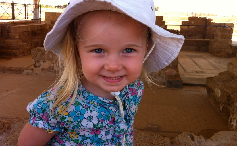Visiting Israel with a Toddler