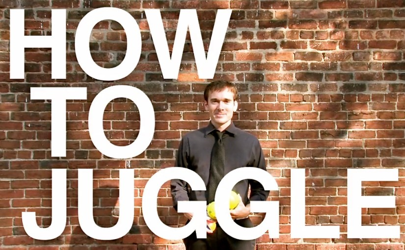 "The ""How to Juggle"" Trilogy"